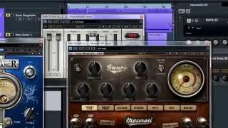 HHomeStudio - Trivium - Rain (Backing Traks)