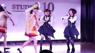 18/01/21 まいどハンバーガールZ~通天閣STUDIO210