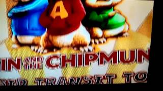 Alvin And The Chipmunks get you going scene