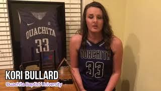 March Madness Student Highlight: Kori Bullard