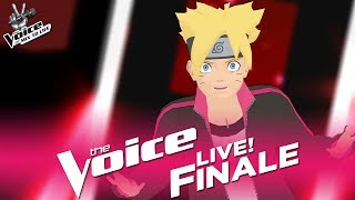 "The Voice 2017 Boruto - Finale: ""Throne - Bring Me The Horizon"""