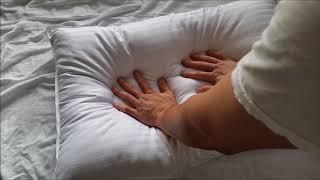 Beckham Hotel Gel Pillow Unboxing