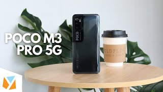 Xiaomi Poco M3 Pro 5G Unboxing and Hands-On