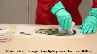חומר ציפוי קרמי לשחיקה וטמפ' גבוהות     Wencon Ceramic Coating