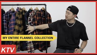 BEST FLANNELS IN MY COLLECTION + HOW TO STYLE