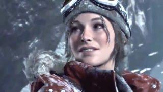 Tomb Raider revealed at E3 2015
