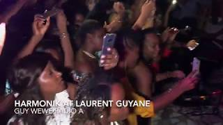 INCROYABLE LIVE HARMONIK @ SAIN- LAURENT EN GUYANE 13 OCTOBRE 2017