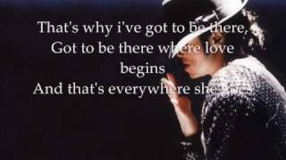 Michael Jackson - Got To Be There Lyrics