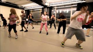 Touch / MISS A (Kpop Classes by I LOVE DANCE)