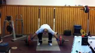 Robert Harting Snatch 137,5kg -  2011