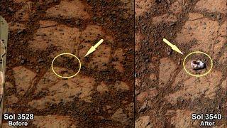 Rover sa MARS-a poslao zbunjujuću SLIKU ?