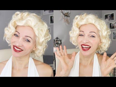 Marilyn Monroe Look | Halloween 2017 #2/4
