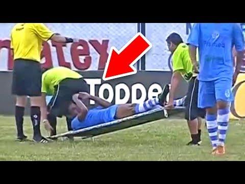 , title : '40 САМЫХ нелепых моментов в футболе'