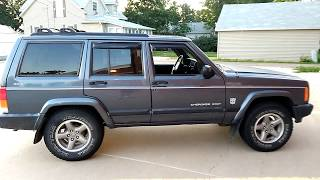 Before You Buy A Jeep Cherokee XJ, Look For These Two Things!