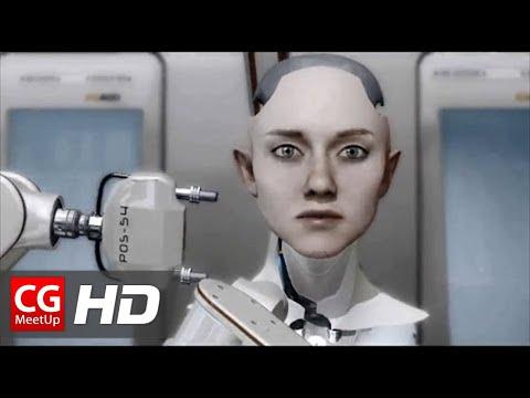 CGI 3D VFX Breakdown HD: Making of Quantic Dream's Kara