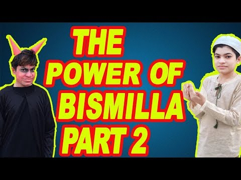 The Power of Bismillah part 2 MoonVines funny video