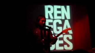 Renegades - This Town (Live)