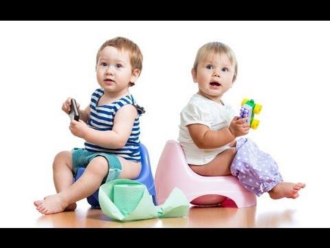 Canzoncina 'Pannolino o vasino' - per bambini piccoli