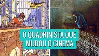 O Quadrinista Que Mudou O Cinema