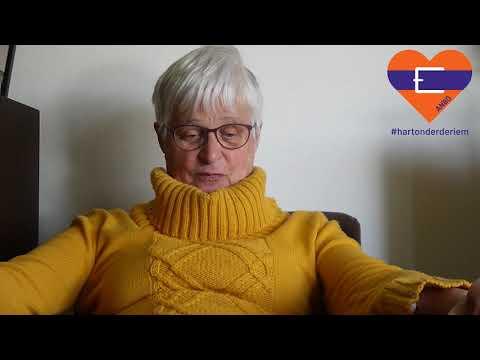 Hart onder de riem van Marianne Visser