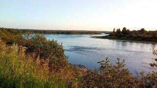 Рыбалка онега река
