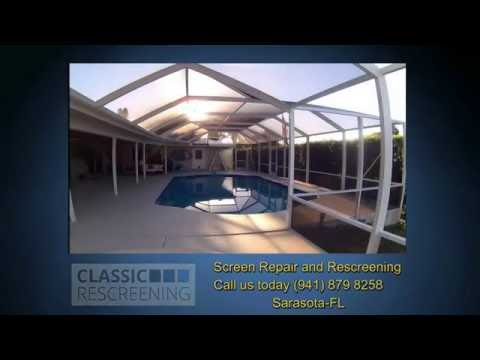 Sarasota Bradenton Pool Cage Amp Patio Rescreening Or