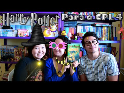 Harry Potter Para O CPL #4 | Cultura e Pro?xima Leitura