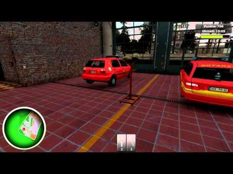 Let's Play - Werk-Feuerwehr Simulator 2014 - #003 - Die liebe Physik