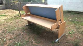 Cama Convertible.wmv