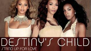 "Destiny's Child - ""Stand Up For Love"" (Acapella)"