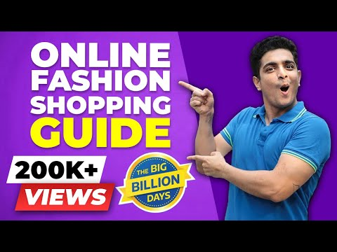 ULTIMATE Online Fashion Shopping Guide | BEST Tips for Flipkart BBD Sale | BeerBiceps Men's Style