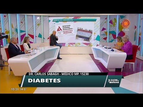 Los índices químicos de la sangre para la diabetes