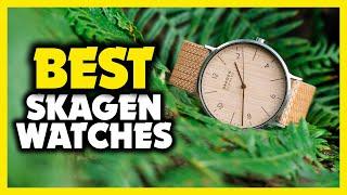 Skagen Watch - Top 5 Best Skagen Watches 2021