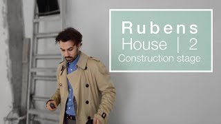 Rubens House - Construction Stage