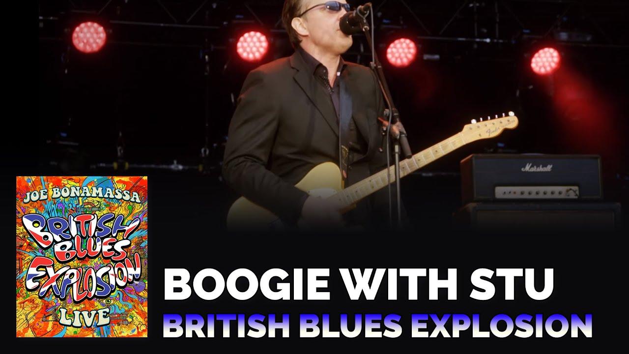 JOE BONAMASSA - Boogie with Stu