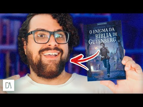 O ENIGMA da Bíblia de Gutemberg É BOM???? (RESENHA)