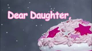 Happy Birthday Wishes For Daughter Quotes Messages || Birthday Wishes For Daughter From Mom & Dad
