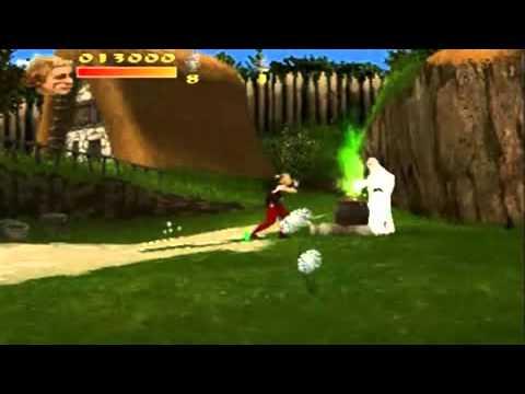 Ast�rix & Ob�lix contre C�sar Playstation