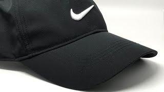 Nike Mens Golf Legacy91 Tech Adjustable Cap Black