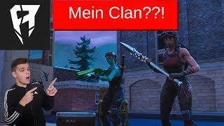 Ich bin in DIESEM Clan!!! #Apokalypto ? #OFFicial Mein eigener Fortnite Clan