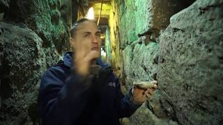 """עדויות לקרב האחרון על ירושלים מלפני 2000 שנה נחשפו ע""""י רשות העתיקות ורשות הטבע והגנים בעיר דוד"""