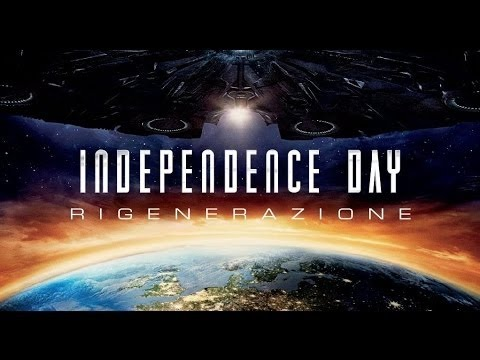 Independence day rigenerazione film completo in italiano