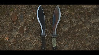 FNV Arsenal Weapons Overhaul - Machete Gladius
