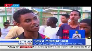 Kaunti ya Mombasa yajitolea kuzindua viwanja vya kisasa kukuza talanta ya soka