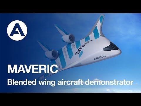 Maveric - Airbusova letjelica budućnosti
