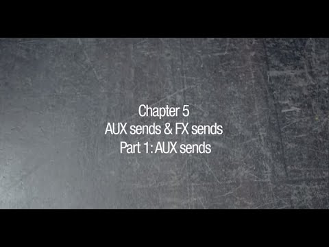 Soundcraft Ui Series Tutorial Chapter 5 Part 1: Overview of Auxes and Outputs