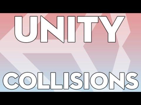 Unity Tutorials - Beginner 01 - Basic collisions - Unity3DStudent.com