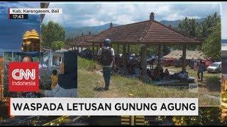 Aktivitas Kegempaan Gunung Agung Sudah Mencapai 500 Kali, Bali Waspada Penuh