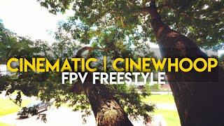 Cinewhoop | Cinematic | Betafpv 95x Naked Gopro 8