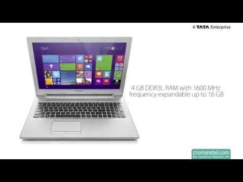 "Lenovo Z50-70 59-436412 15.6"" Notebook (Silver)"
